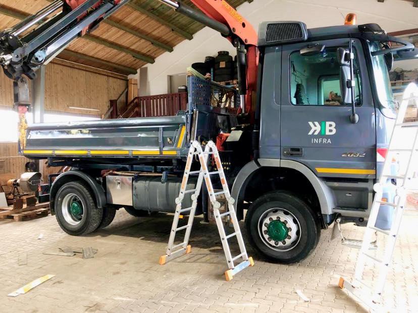 Spezialtransporte benötigen spezielle Fahrzeuge